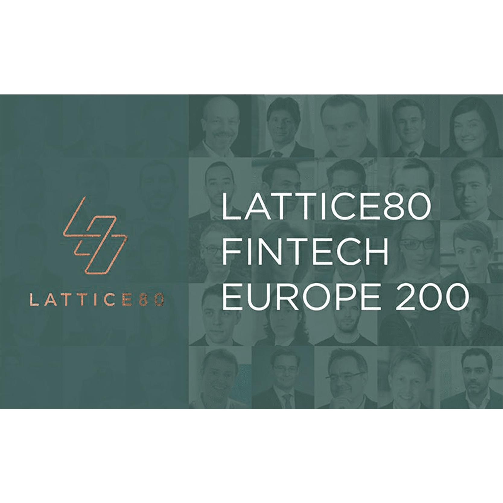 top fintech leaders influencers europe satyarth mishra lattice80